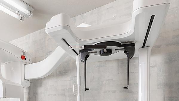 歯科用3DCT撮影室